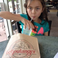 Photo taken at Le Boulanger by Barry S. on 3/25/2014