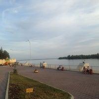 Photo taken at Сызранский речной порт by 💫Катюня on 8/25/2016