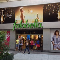 Photo taken at Falabella by Marcelo A. on 2/10/2015