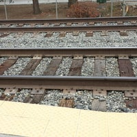 Photo taken at Blossom Hill Caltrain Station by Ash B. on 6/6/2013