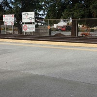 Photo taken at Blossom Hill Caltrain Station by Ash B. on 6/7/2013