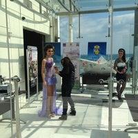 "Photo taken at Културен център ""Морско Казино"" (The Casino Cultural Centre) by Silviya N. on 3/23/2013"