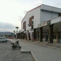 Photo taken at Mustafa Azgın Otobüs Terminali by Said D. on 9/20/2013