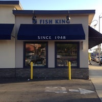 Photo taken at Fish King by Cyril Y. on 4/15/2017