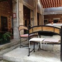 10/30/2013 tarihinde Nilgün K.ziyaretçi tarafından Caferağa Medresesi'de çekilen fotoğraf