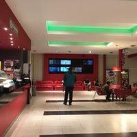 Photo taken at Nordelta Cinemas by Edgardo G. on 5/28/2017