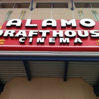 Photo taken at Alamo Drafthouse Park North by Sarah T. on 12/23/2012
