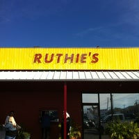 Photo taken at Ruthie's Mexican Restaurant by Sarah T. on 12/24/2012