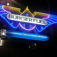 Photo taken at BurgerFuel by Khulood A. on 10/18/2013
