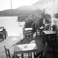 Photo taken at Θολάρια by Vicky T. on 7/17/2014