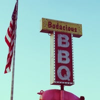 Photo taken at Bodacious BBQ by Federico V. on 10/1/2017