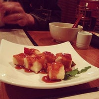 Photo taken at The Big Bowl Asian Bistro by Blair M. on 1/31/2014