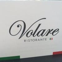 Photo taken at Volare Ristorante by Amanda H. on 6/7/2014