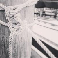 Photo taken at Port St. Joe Marina by Aimee F. on 7/9/2014