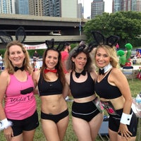 Photo taken at Undie Dash Post Run Party by Claudia B. on 7/26/2013