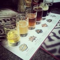 Photo taken at Rock Bottom Restaurant & Brewery by Krizia Aldina C. on 5/17/2013