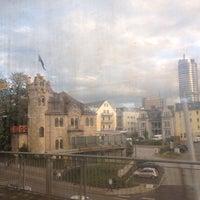 Das Foto wurde bei Bahnhof Jena West von Adrian G. am 5/9/2014 aufgenommen
