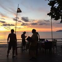 Photo taken at Beach Bar by Christinediorwon on 6/10/2015