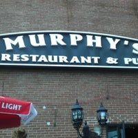 Photo taken at Murphy's Restaurant & Pub by BuD G. on 8/4/2013