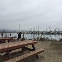 Photo taken at Half Moon Bay Kayak Co. by Jie B. on 9/28/2015