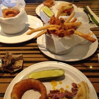 Photo taken at Bobby's Burger Palace by Michelle C. on 12/17/2013