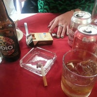 Photo taken at Cantina La Mera Mera Botanera by Jazmin E. on 5/7/2014