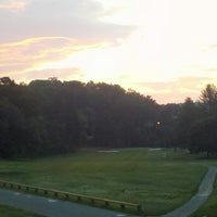 Photo taken at Asheville Municipal Golf Course by Justin C. on 6/21/2013