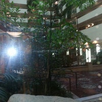 Photo taken at Embassy Suites by Hilton Tampa USF Near Busch Gardens by Kelley F. on 6/6/2013