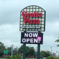 Photo taken at Grotto Pizza by Michael G. on 5/20/2013