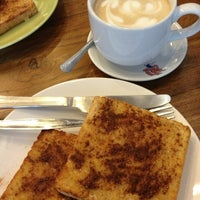 Photo taken at Cafe' Mong Pearl by Anastasiya V. on 5/26/2013