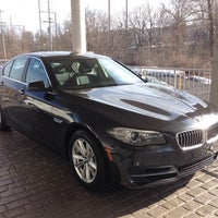 Photo taken at West German BMW by Colton P. on 3/11/2014