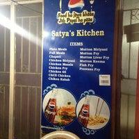 Photo taken at Satya's Kitchen by murali m. on 5/31/2013