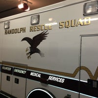 Photo taken at Randolph Rescue Squad by Jason B. on 2/1/2013