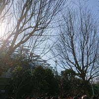 Photo taken at 三角広場 by OSSAN on 3/2/2018
