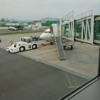 9/23/2018にOSSANが岩国錦帯橋空港 1番搭乗口(Gate1)で撮った写真