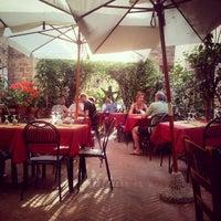 Photo taken at Trattoria Latte di Luna by The R. on 6/13/2014