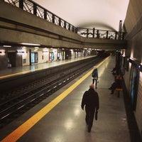 Photo taken at Metro Rato [AM] by Ricardo F. on 1/3/2013
