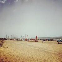 Foto tomada en Playa de Islantilla por Ricardo F. el 8/2/2013