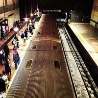 Photo taken at Metro Marquês de Pombal [AM,AZ] by Ricardo F. on 12/18/2012
