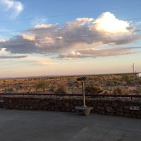 Photo taken at Marfa Mystery Lights Viewing Area by Chicy B. on 6/5/2017
