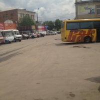 Photo taken at Автовокзал «Вінниця» / Vinnytsia Bus Station by Олег Б. on 6/13/2013