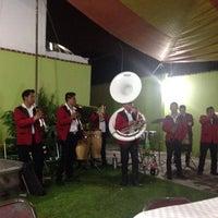 Photo taken at Luna Azul Eventos by Chepe J. on 6/1/2015