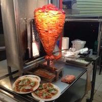 Photo taken at Tacos Los Tarascos by Beto Z. on 5/15/2013