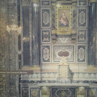 Photo taken at Cattedrale di San Giovanni Battista by Volfango M. on 12/14/2014