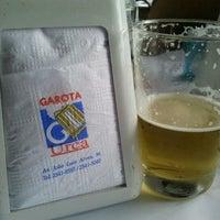 Photo taken at Garota da Urca by Alexandre N. on 9/15/2011