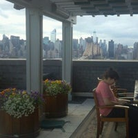 Photo taken at Rooftop @ Packard Square by Ashley K. on 5/22/2012