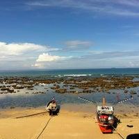 Photo taken at Lanta New Beach Bungalows by Natalia I. on 1/16/2012