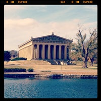 Photo taken at Centennial Park by Chad H. on 11/13/2011