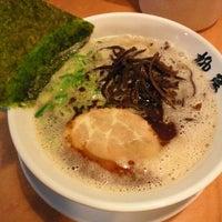 6/4/2011に椎名 夏.が九州豚骨ラーメン 柳屋で撮った写真
