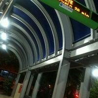 Photo taken at Terminal Vila Nova Cachoeirinha by Amanda N. on 8/7/2012